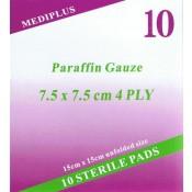 פד פרפין לטיפול בכוויות פצעי לחץ, השתלות עור